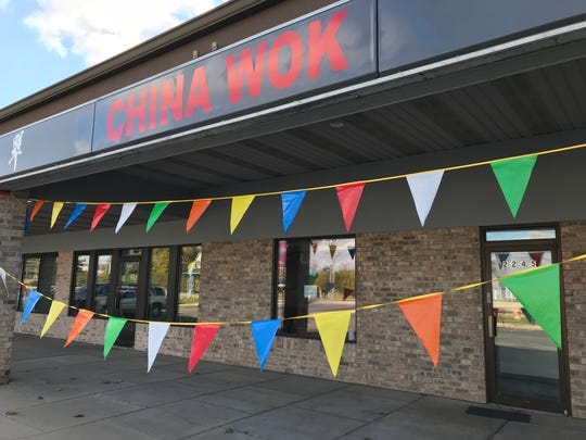 China Wok will open Nov. 1.