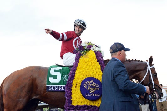 Breeders Cup Classic 2018 Staff Predictions On 6