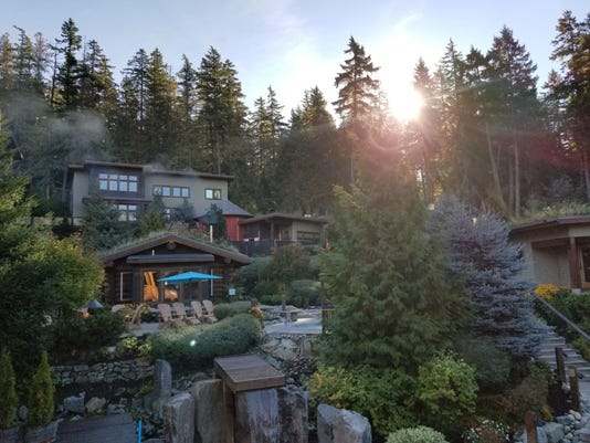 Trip Scandinave Spa Is An Oasis Of Relaxation And Wellness