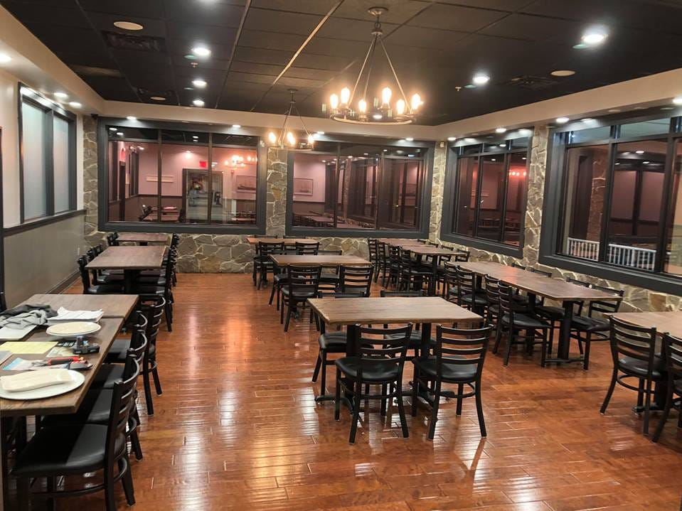 The interior of Denino's Pizzeria & Restaurant, opening soon in the Manahawkin section of Stafford. Owner Mike Burke has locations in Staten Island and Greenwich Village in New York and in Brick.