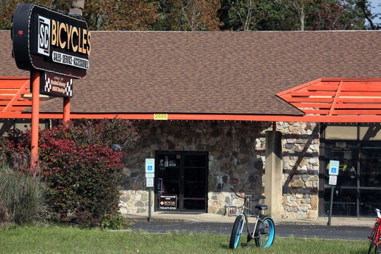 SC Bicycles, a Howell-based bike shop owned and run by 31-year-old pro BMX rider and X-Games Gold Medalist Scotty Cranmer.
