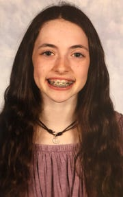 Dara Fisher of Ocean Township Intermediate School won third place in the Asbury Park Press Student Voices Essay and Video contest for grades 7 & 8.