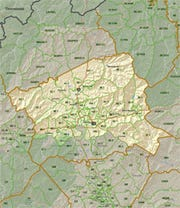 North Carolina 49th state Senate District