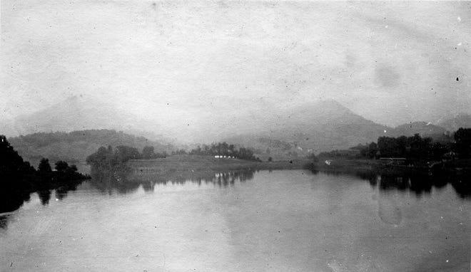 Junaluska Lake circa 1920