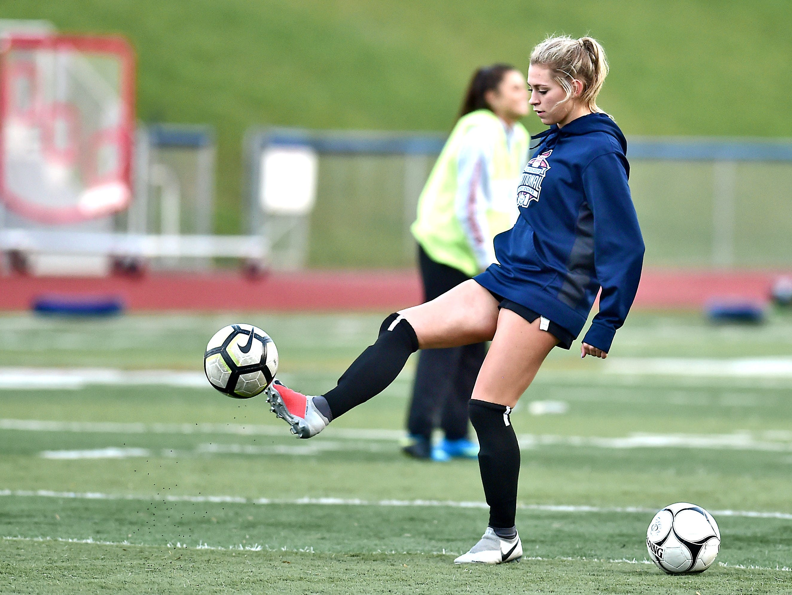 Lauren Ashman a junior soccer athlete at Chenango Forks High School, Athlete Of The Week, October 23, 2018.