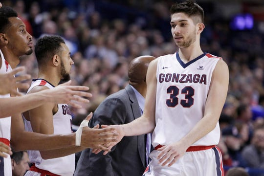 Killian Tillie passed up a chance to enter the 2018 NBA Draft in order to return to a very talented team at Gonzaga.