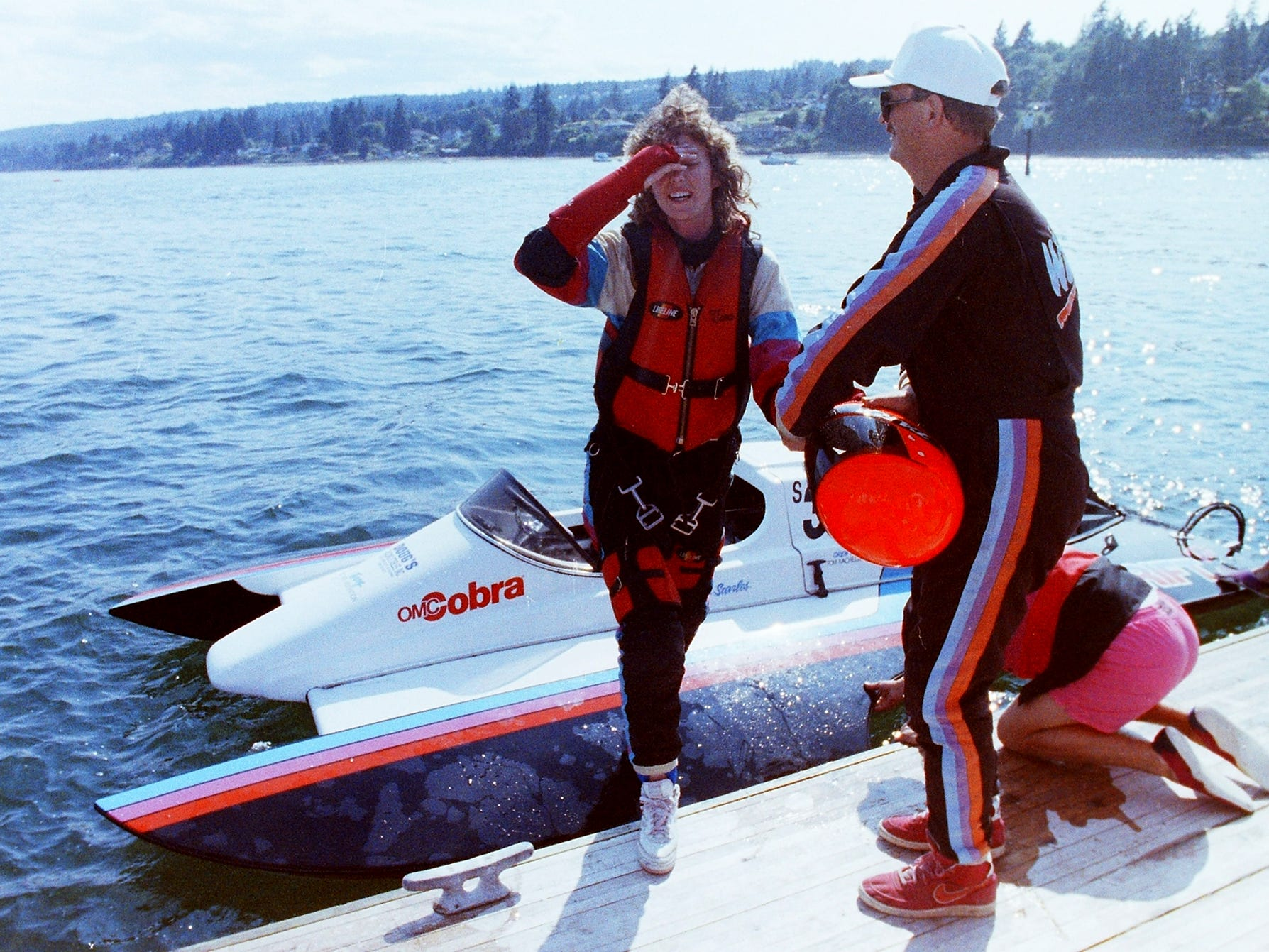 07/28/91Whaling Days Hydros