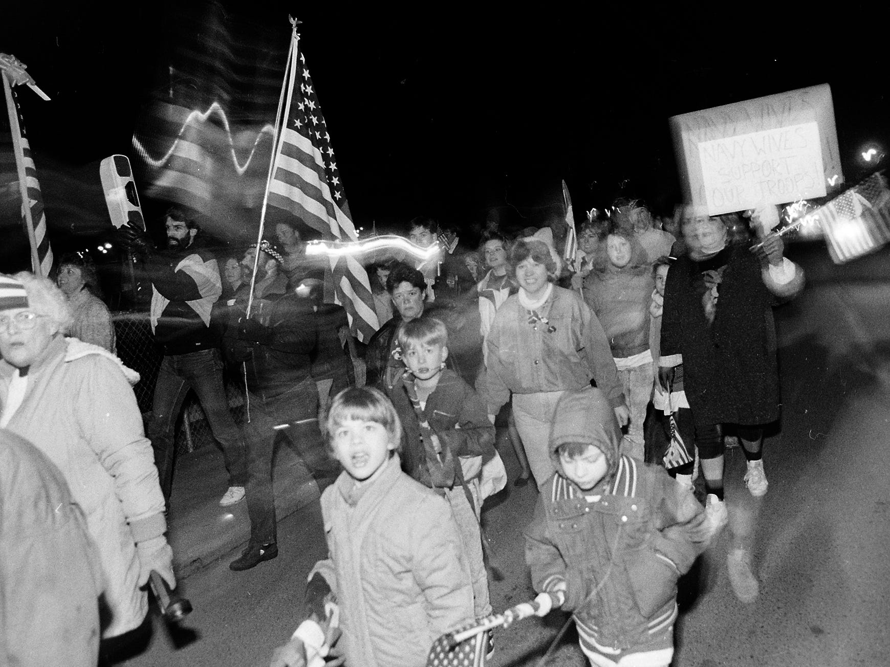 01/26/91Poulsbo Rally