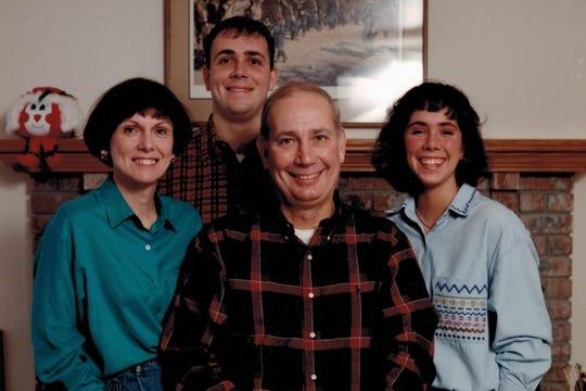 The Bergeron family.