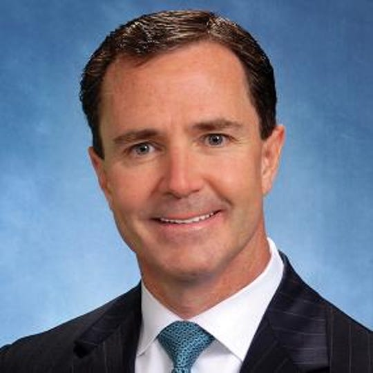 Bill Brown, Harris Corp's chairman, president and chief executive officer.