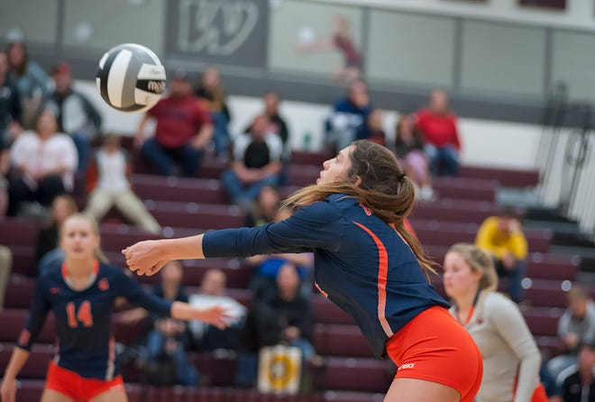 Jaden Ivy returns as one of the best all-around players in the area.