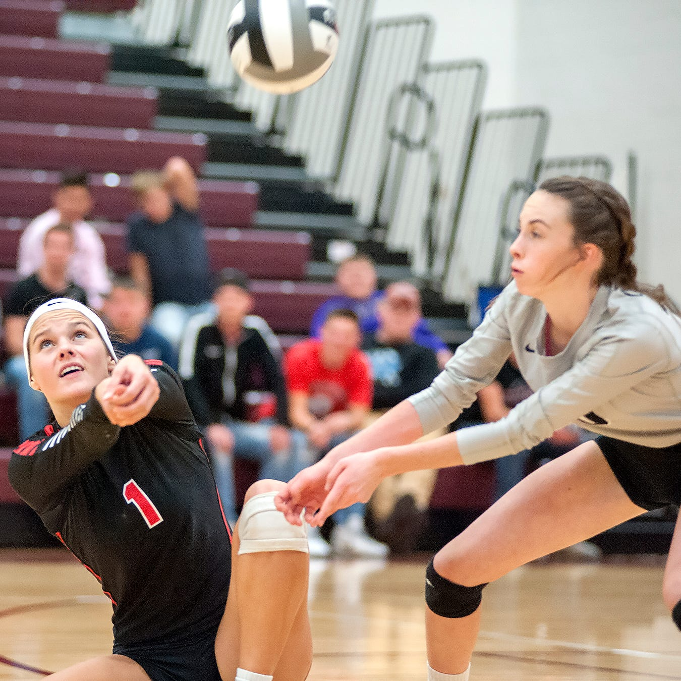 Crestview's Natalie Restille named Mansfield News Journal Volleyball Player of the Year