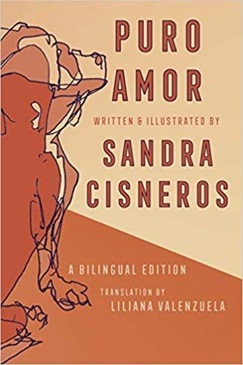 Sandra Cisneros Puro Amor Cover