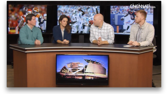 Cincinnati Bengals head coach Marvin Lewis: Talking about Vontaze Burfict 'not relevant'