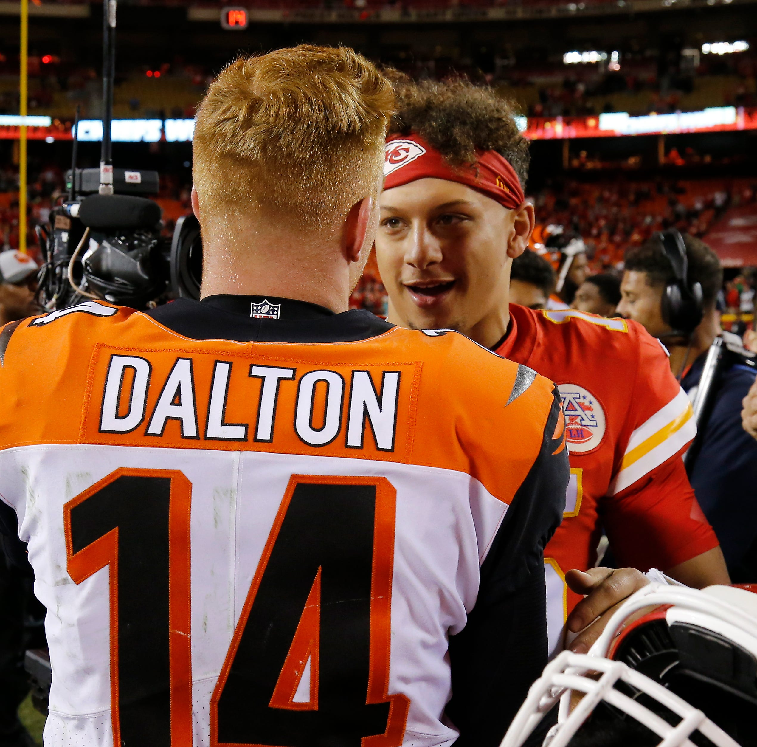 Offseason moves the Bengals should make: Dalton and offense