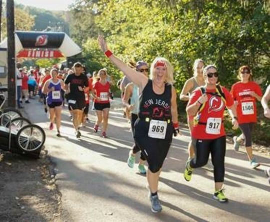 RWJBarnabas Health 'Running with the Devils 5K Run and Family Fun Walk' will occur on Saturday, November 3 at Essex County's South Mountain Recreation Complex. The event benefits RWJBH's statewide network of facilities.