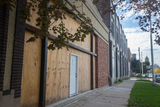 Batch Brewing Co. is working on a new location in midtown Detroit located on East Grand Blvd.  Wednesday, Oct. 10, 2018.