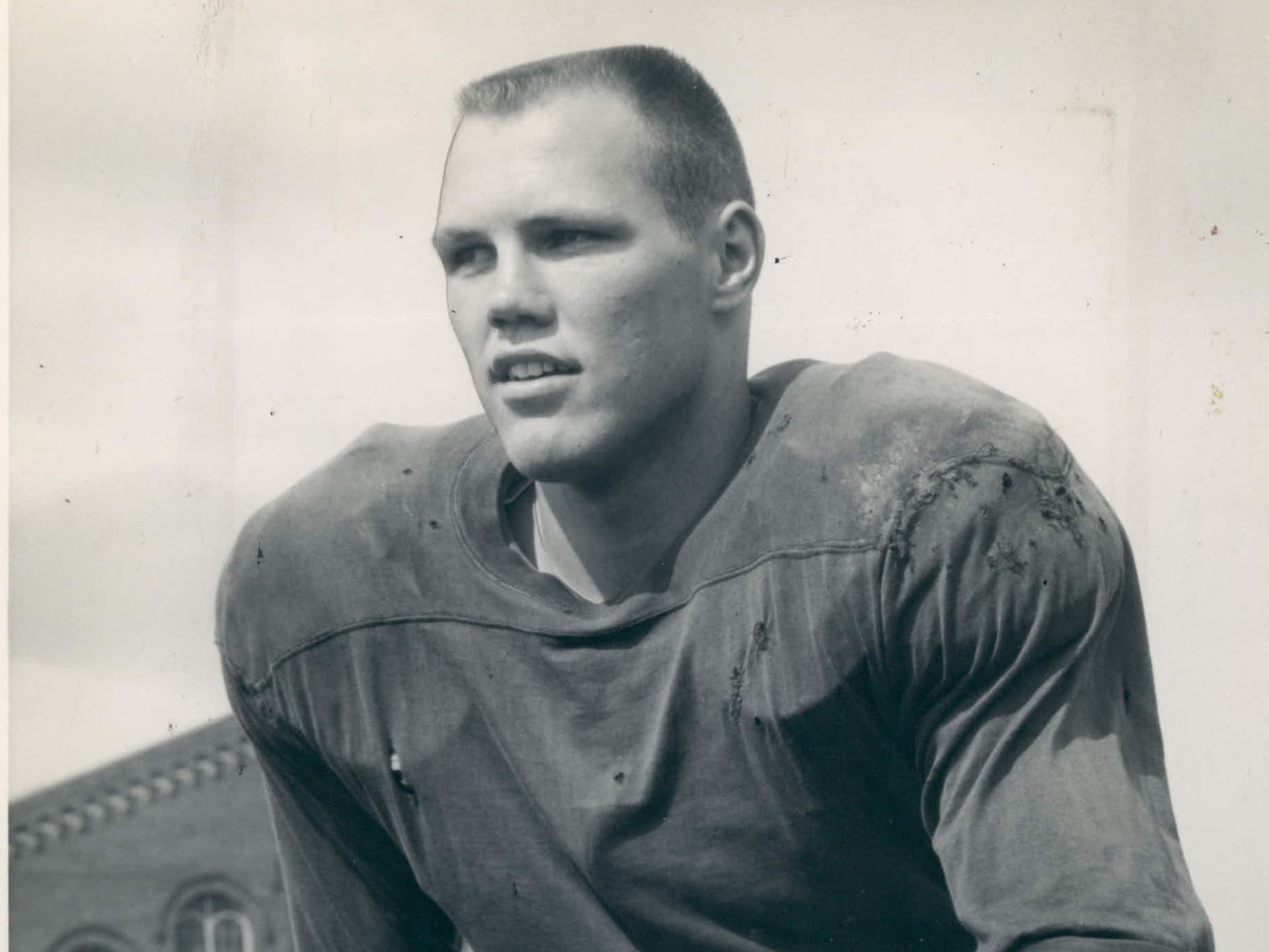 Former Tigers catcher Bill Freehan was a star football player at Royal Oak.