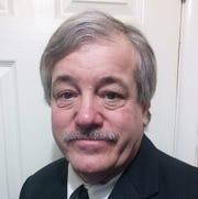 Macomb County clerk write-in candidate Harrison Cloke.