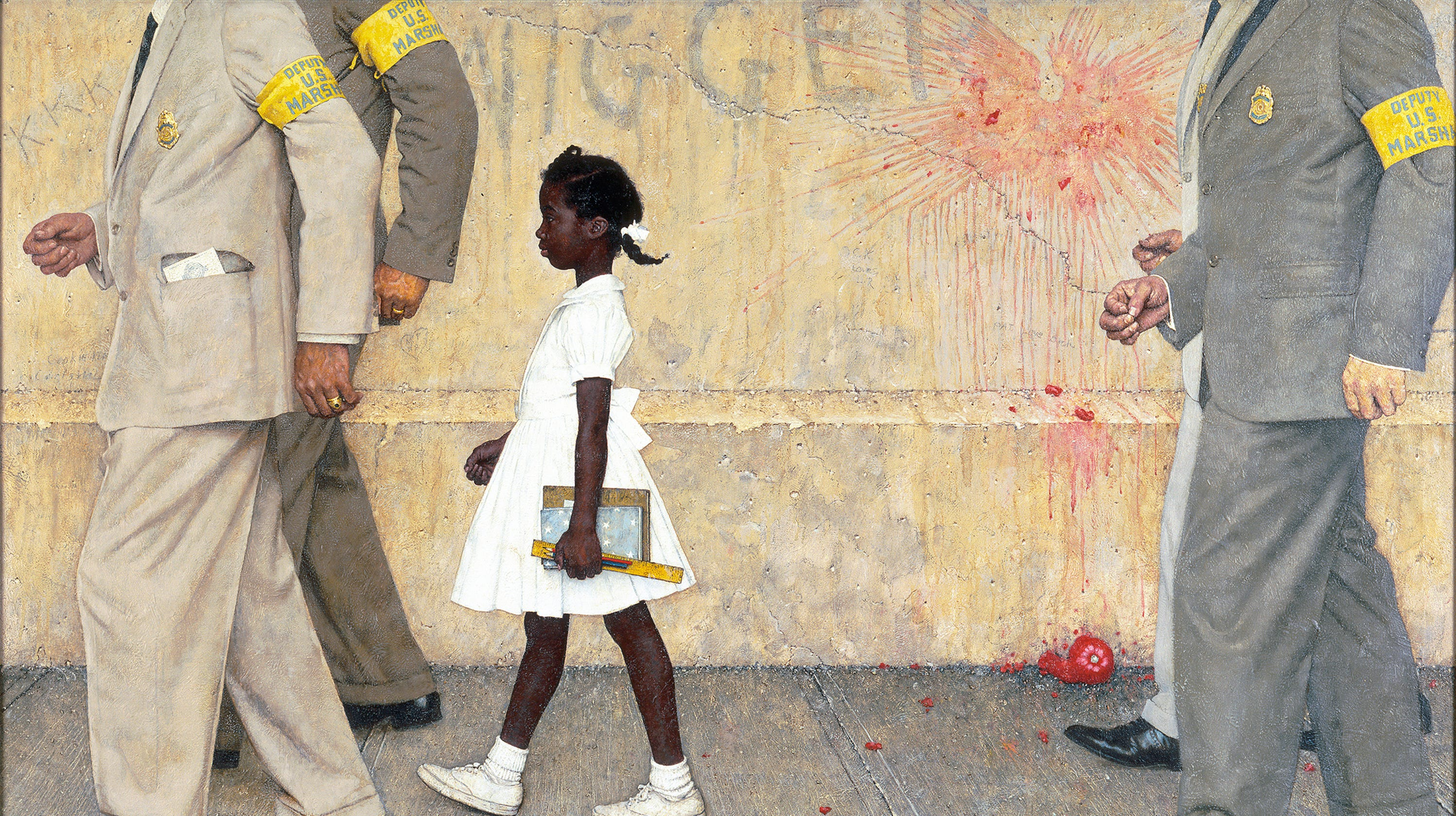 A Civil Rights Legend At 6 Ruby Bridges Comes To Dearborn