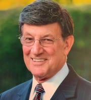 Macomb County clerk write-in candidate James Perna.