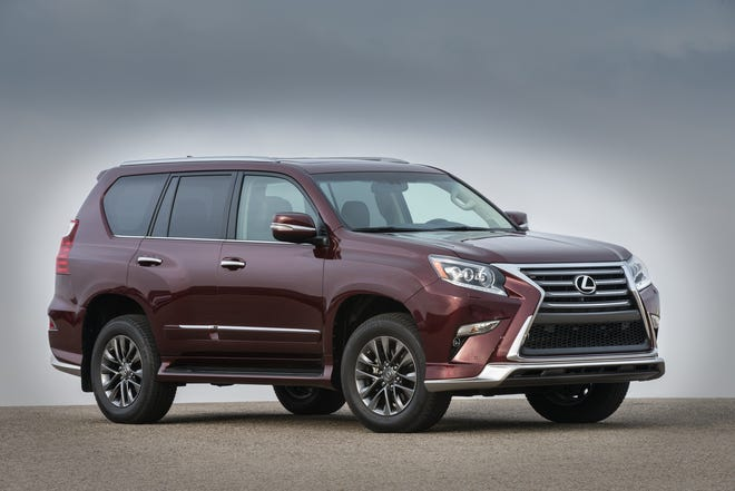 The Lexus GX SUV is the most reliable vehicle, according to Consumer Reports.