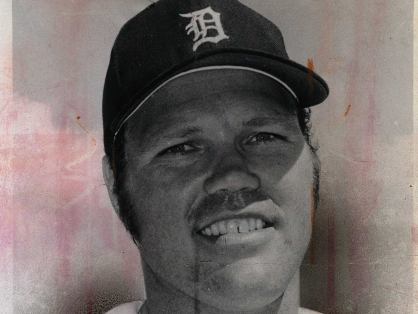 Tigers catcher Bill Freehan in 1973.