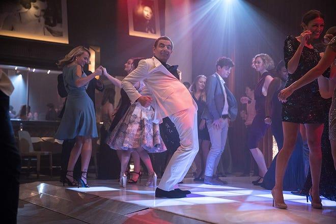 "Rowan Atkinson in ""Johnny English Strikes Again."""