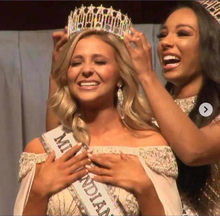 Evansville native, North High school grad named Miss Indiana USA