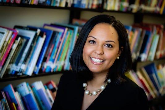 Aisha Thomas wins Terrel H. Bell Award for Outstanding School Leadership