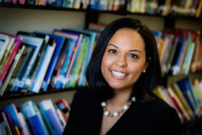 Aisha Thomas, principal of Zach Elementary School, selected for Terrel H. Bell Award for Outstanding School Leadership.