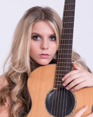 Aspiring country singer Ayla Lynn Mayo from Cape Coral.