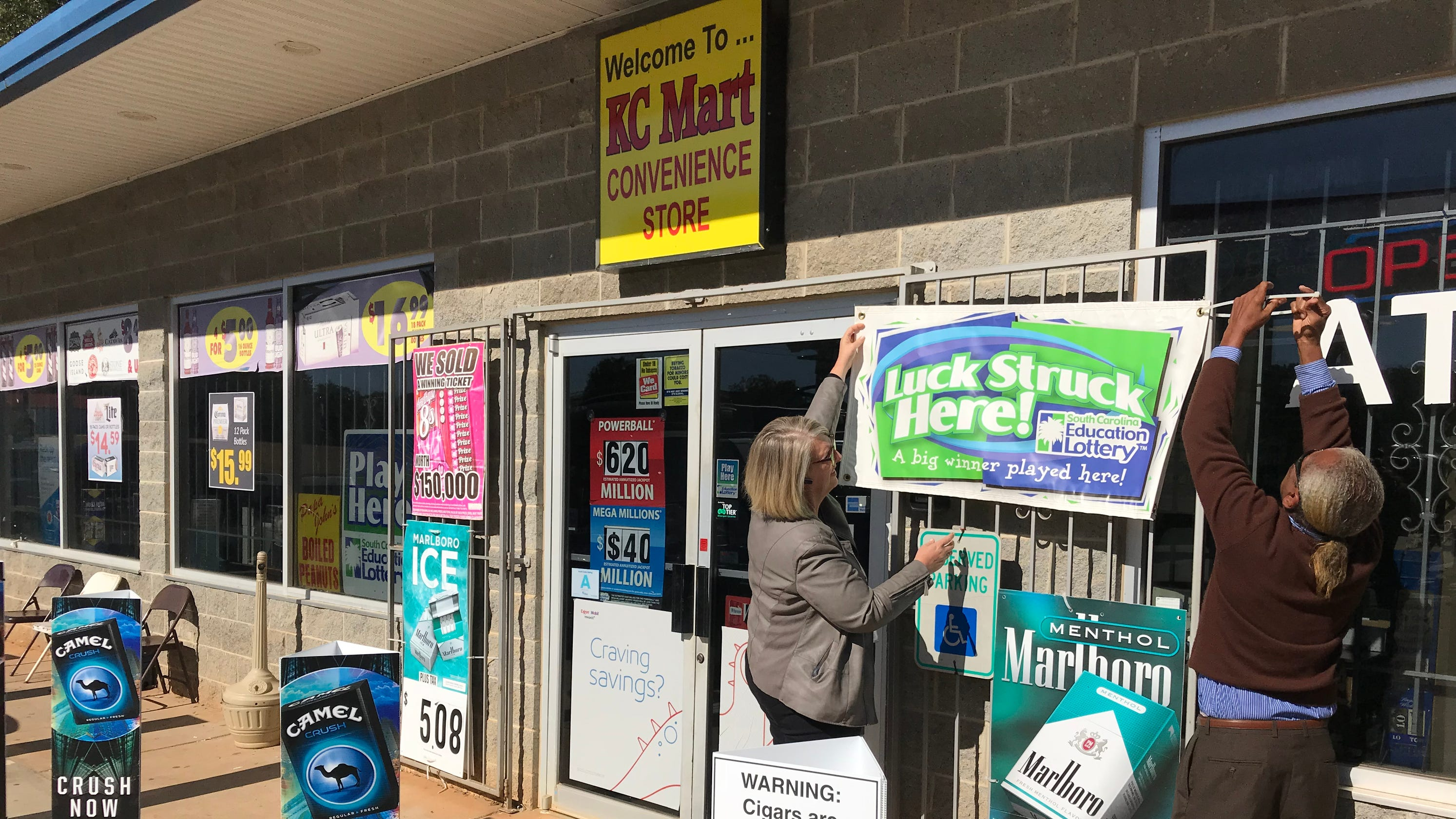 South Carolina convenience store sold $1 5 billion Mega Millions
