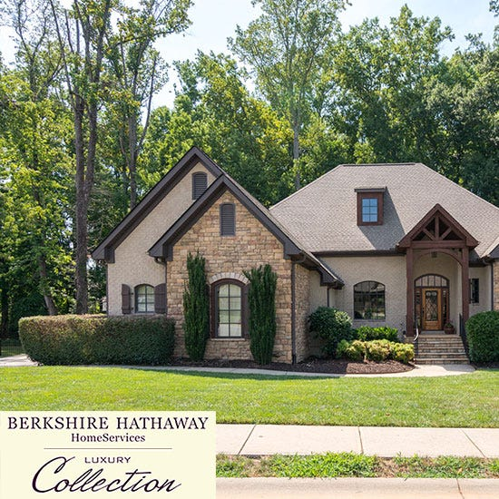 Luxury Home of the Week presented by Melissa Morrell - 8 Allegheny Run