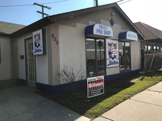 406 Hockey Pro Shop business