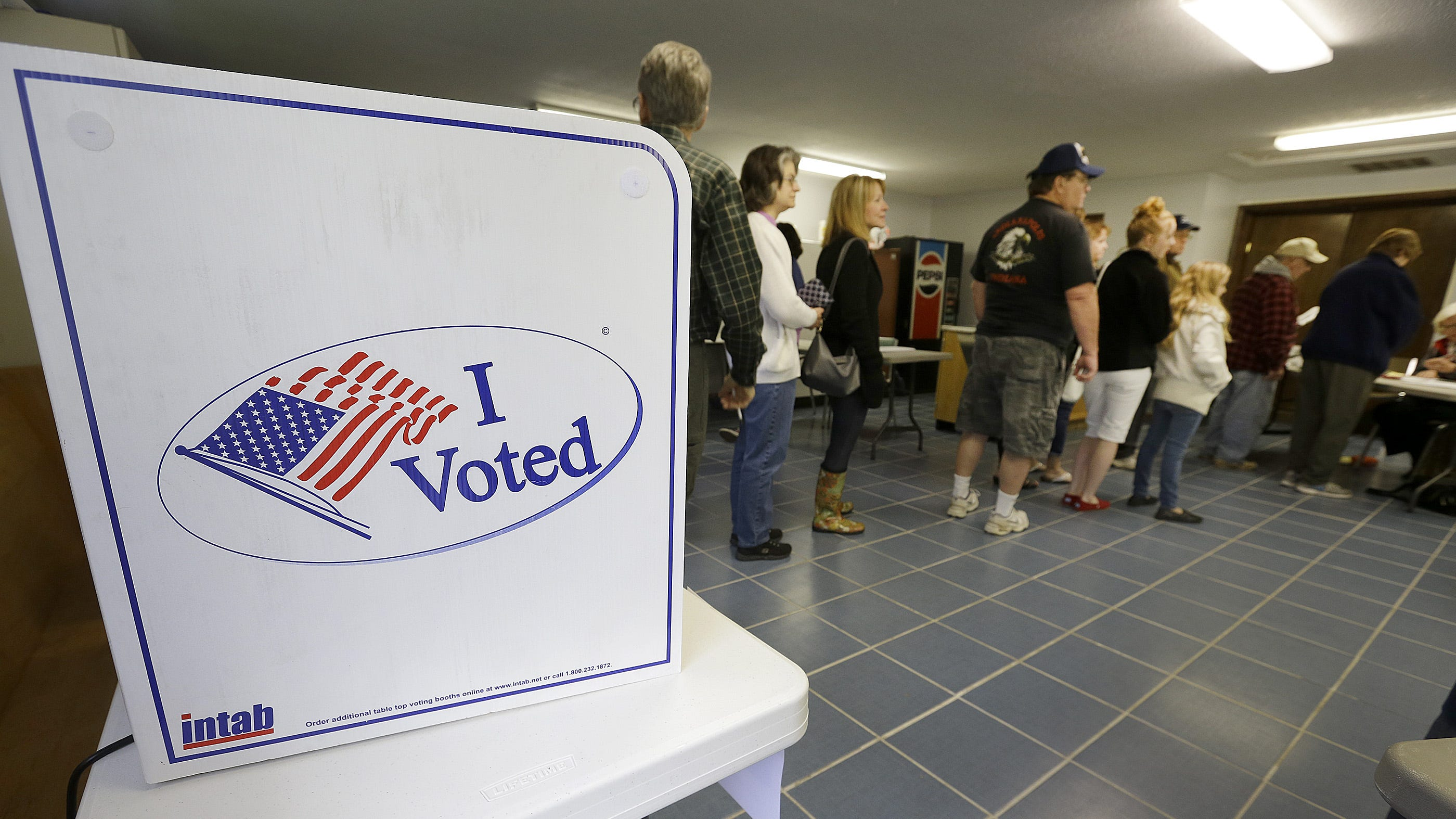 Court says only Indiana election officials can request polling extensions