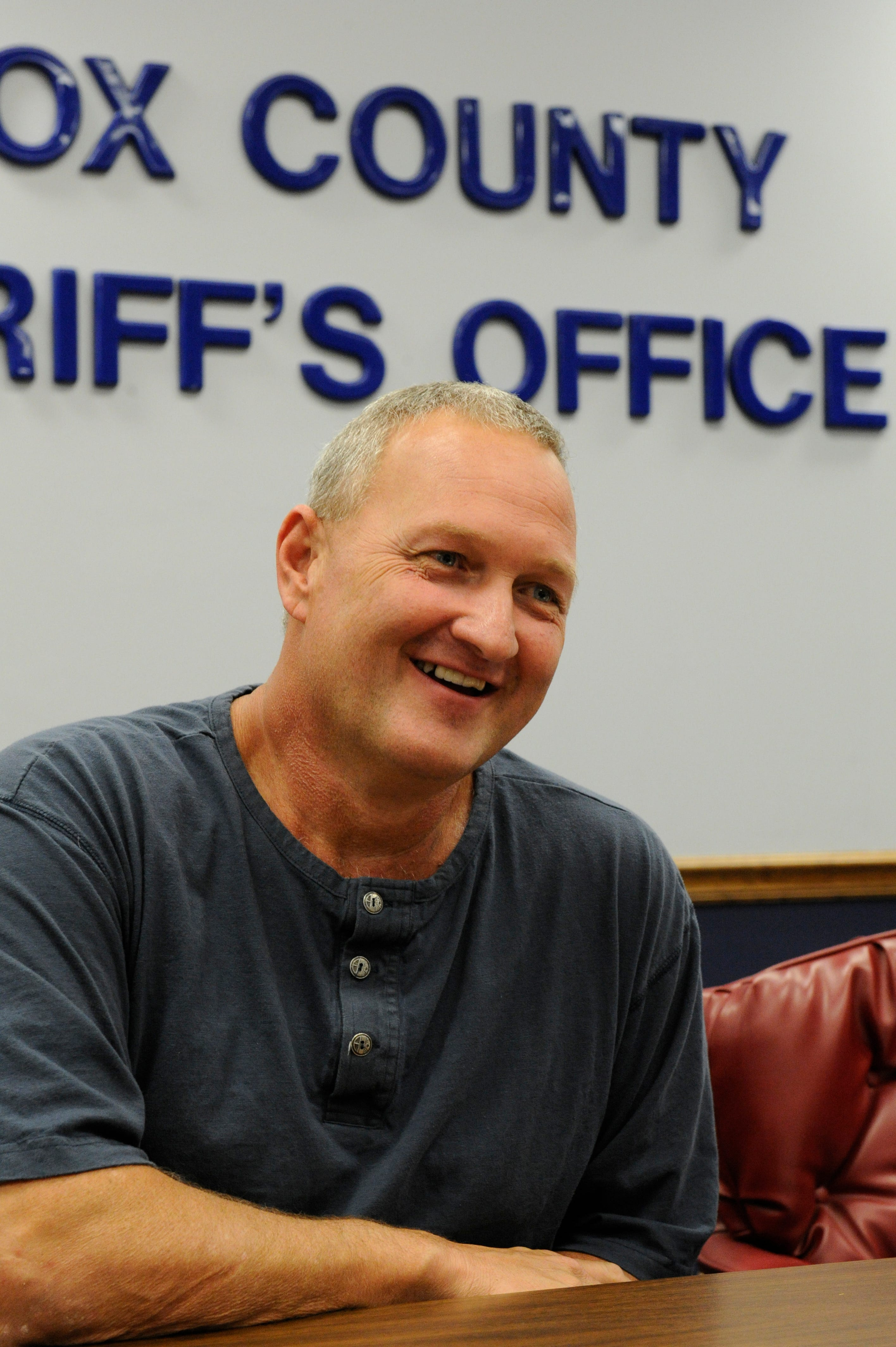 knox county drug chief's wrecks raise questions about sheriff's