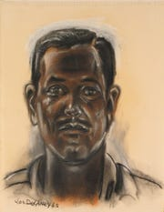 "This portrait by Joseph Delaney is among those from the Ewing Gallery collection that will be in ""Face to Face"" opening Nov. 2 at the University of Tennessee Downtown Gallery."