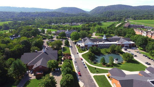 Johnson University is celebrating 125 years as an institution with three days of events this week. Their Knoxville campus is pictured here.