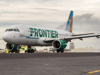 Frontier Airlines temporarily suspending Lafayette flights