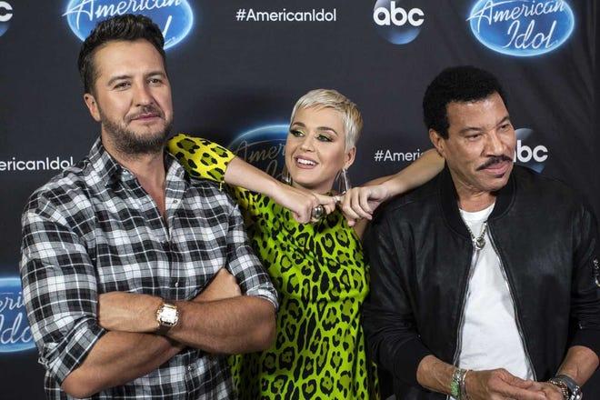 American Idol judges.