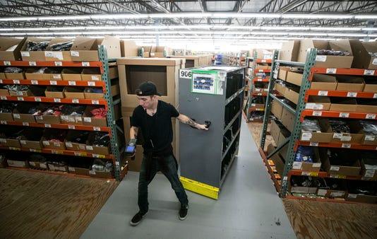 Radial E Commerce Warehouse