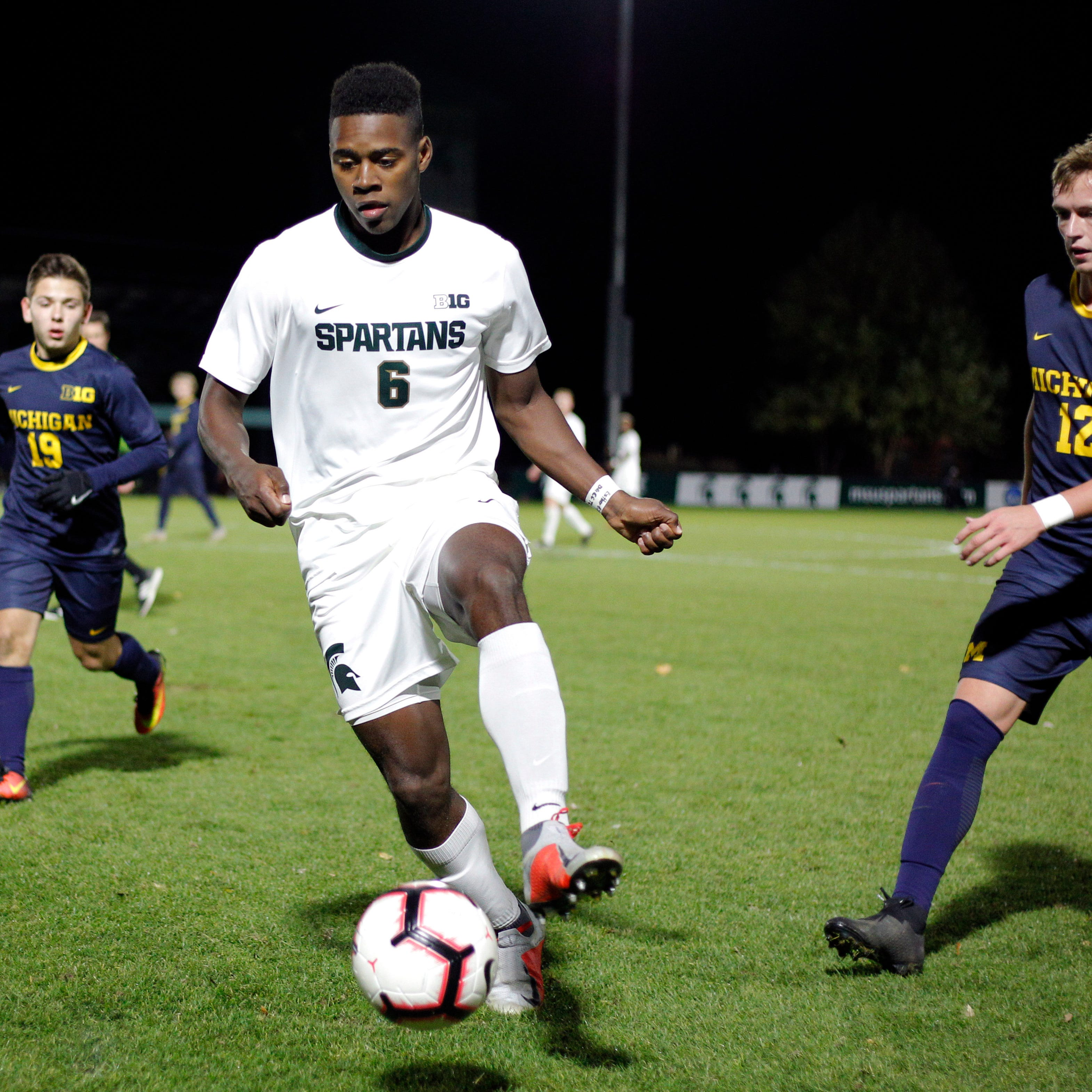 Michigan State men's soccer vs. Illinois-Chicago in the NCAA tournament: What to watch for