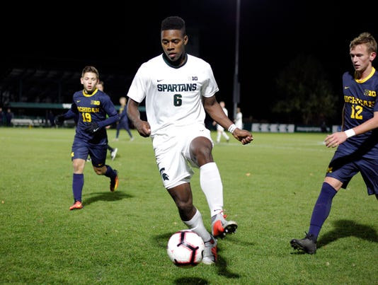 Michigan At Michigan State Men S Soccer