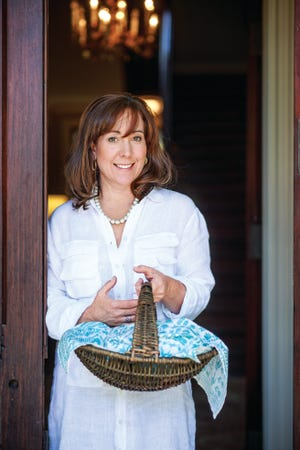 "Oxford, MS caterer and author Elizabeth Heiskell has just written the modern-day update to the popular 1972 ""The Southern Living Cookbook."""