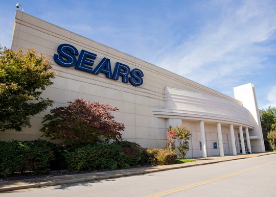 Sears at the Wolfchase Galleria mall in Cordova is set to close permanently by New Year's Eve.