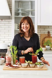 Oxford, MS-based Elizabeth Heiskell has just penned her latest cookbook, The Southern Living Party Cookbook.