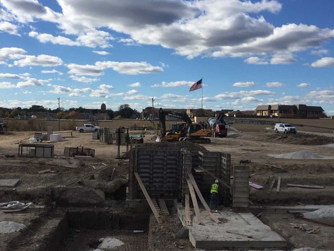 The West, an upscale apartment development under construction near the West Allis Farmers Market, used its Opportunity Zone location to help draw investment capital.