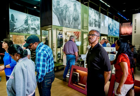 The world's most comprehensive Great War collection lies in the American Midwest at the National WWI Museum and Memorial.