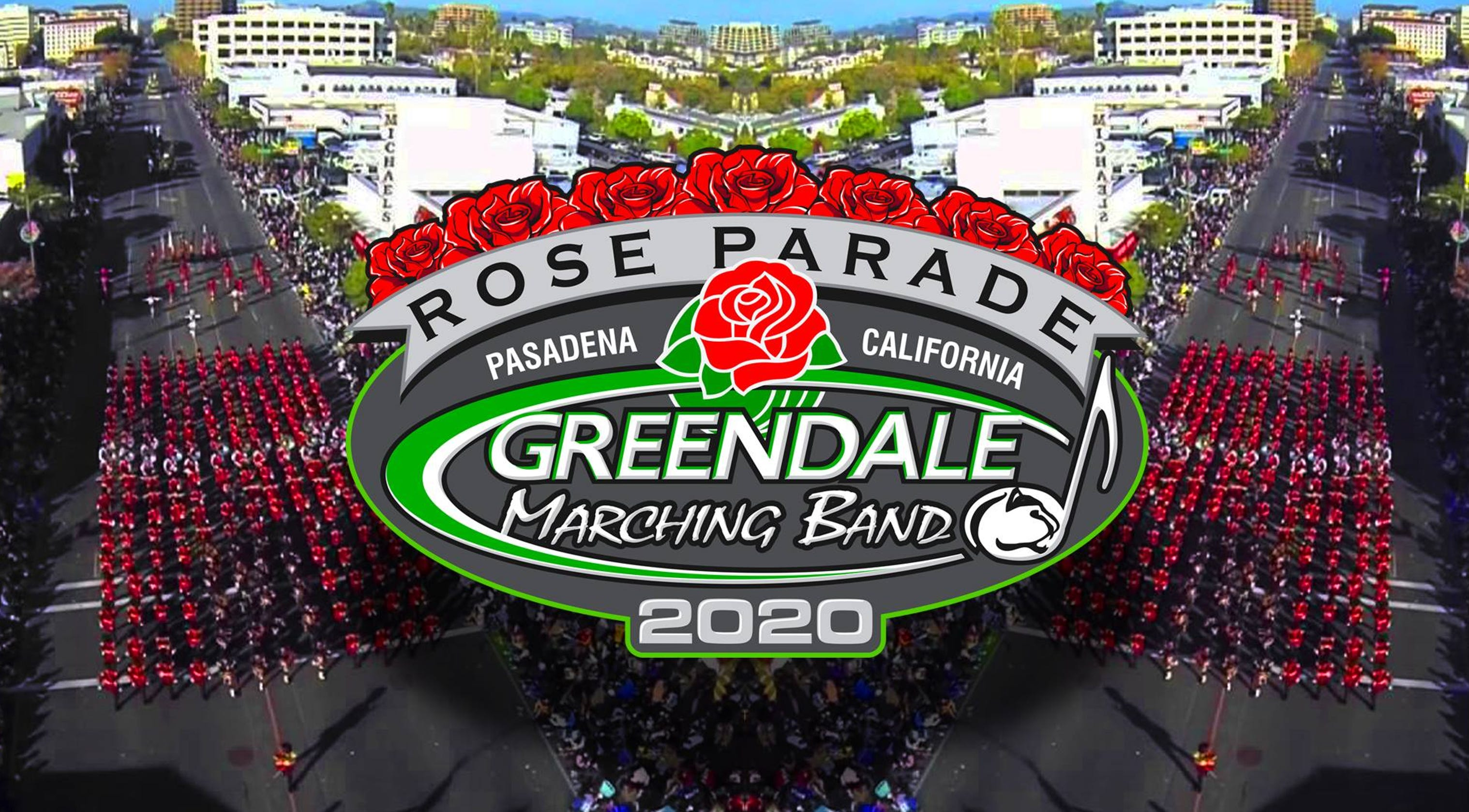 Greendale Hs Marching Band Headed To 2020 Rose Parade In Pasadena